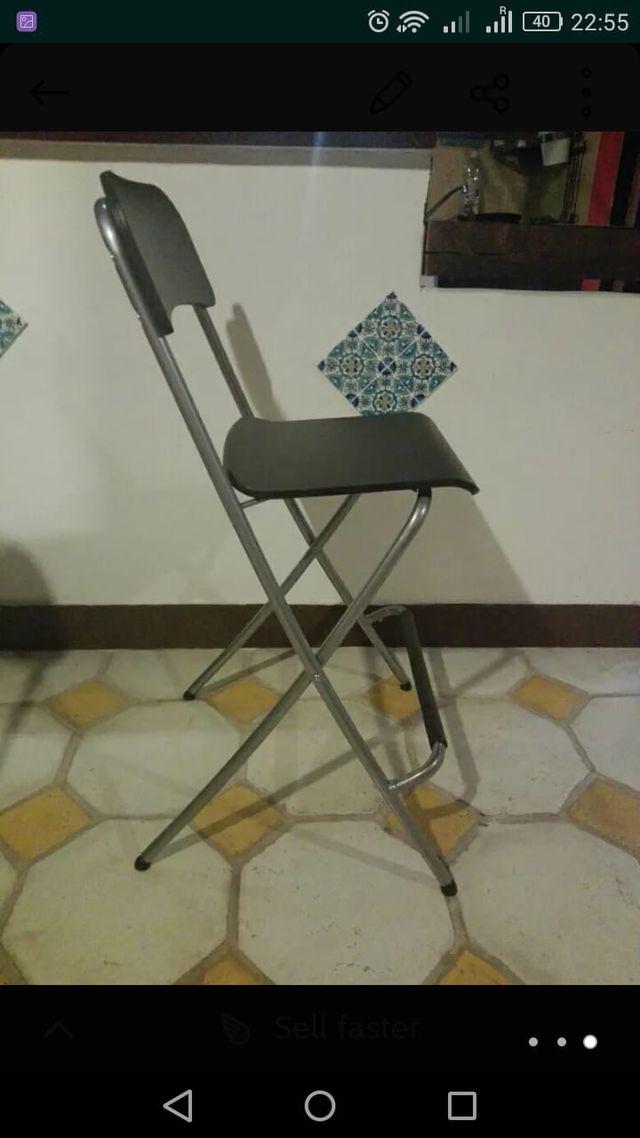 Chaise haut