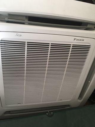 Aire acondicionado frío y calefacción