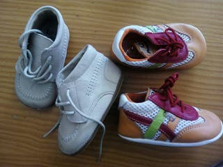 Lote calzado bebé