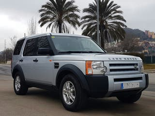 Land Rover Discovery 2.7 TDV6