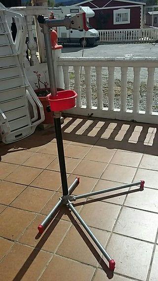 potro de trabajo para bicis