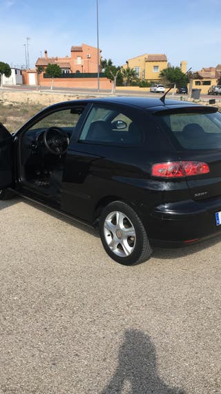 SEAT Ibiza 1.9TDI Sport Rider