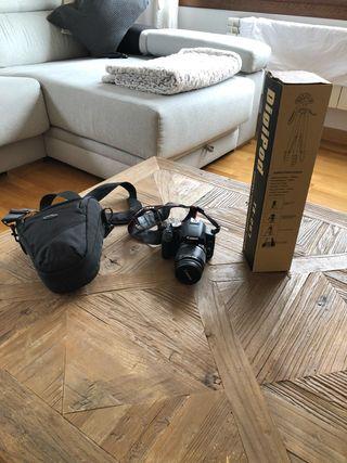 Camara canon 500D