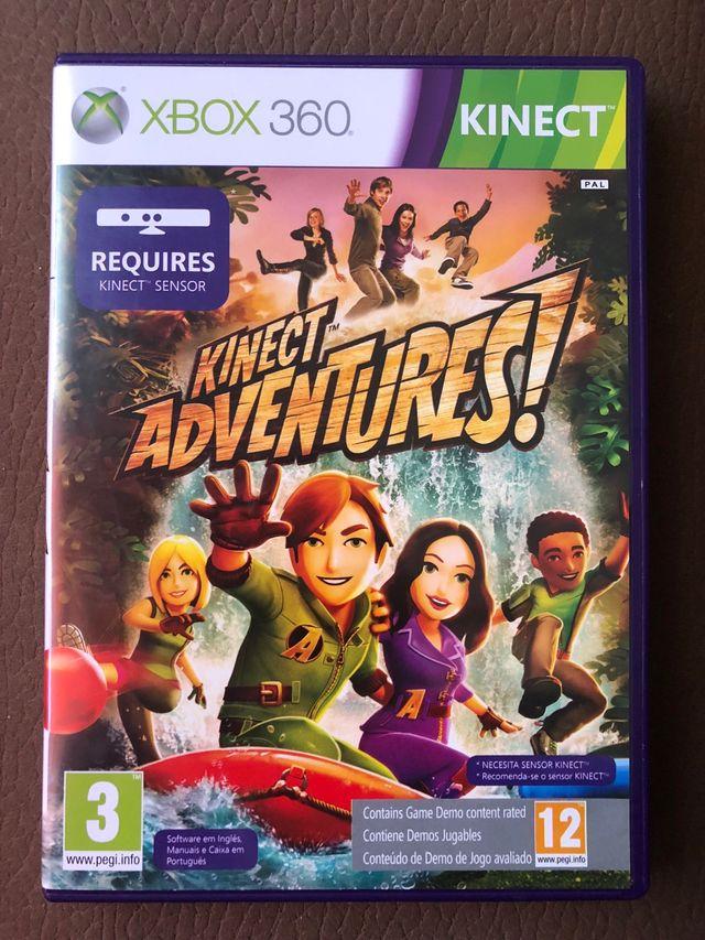 Juego Kinect Adventures Xbox 360 De Segunda Mano Por 9 En Pola De