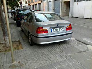 Vendo BMW 320 Diesel.