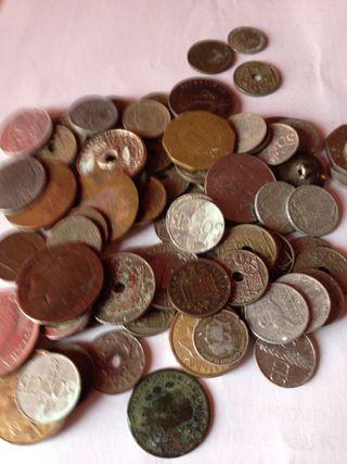 Tengo monedas española