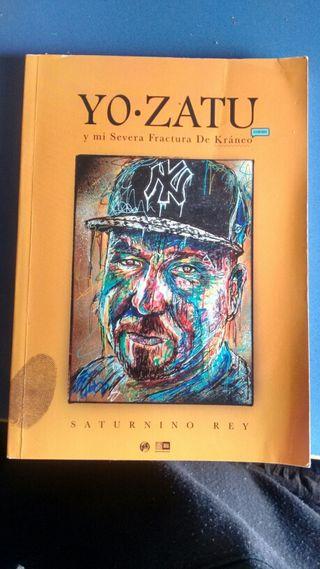 Libro Yo Zatu