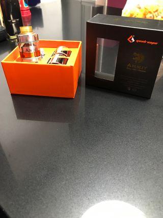 Atomizador ammit dual coil