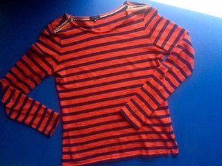 Camiseta larga Massimo Dutti