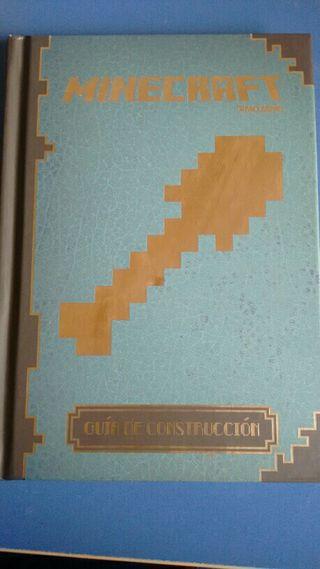 Libro Oficial Minecraft Guía de Construcción