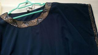 vestido xl con etiqueta