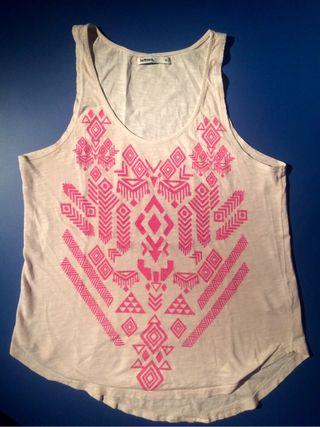 Camiseta de tirantes tribal LEFTIES
