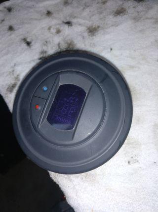 mandos climatizador lado pasajero
