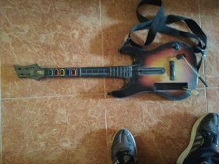 guitarra para la wii