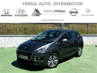 PEUGEOT 3008 1.6HDI Active 115