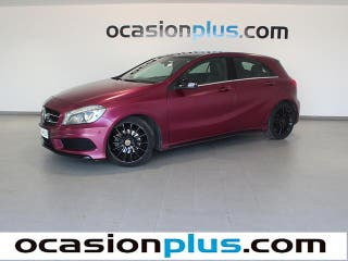 Mercedes-Benz Clase A A 200 AMG Line 115kW (156CV)