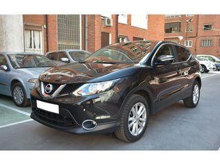 Nissan Qashqai 1.5dCi SANDS TEKNA 4x2 17`` 81kW (110CV)
