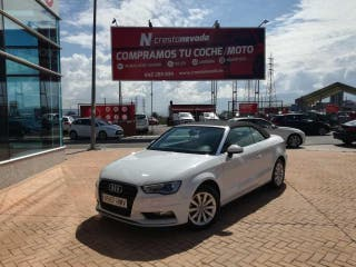 Audi A3 Cabrio 2.0 TDi Attraction 150Cv