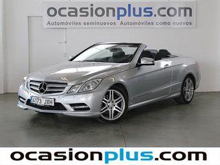 Mercedes-Benz Clase E 220 CDI Cabrio BE Avantgarde 125 kW (170 CV)