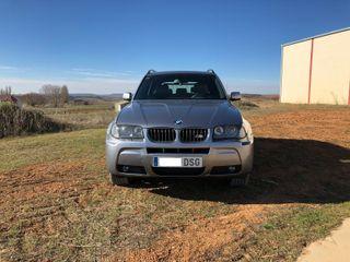 BMW X3 3.0d LCI Pack M 4x4