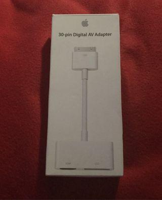 30-pin Digital AV Adapter