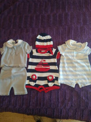 trajes de bebe.