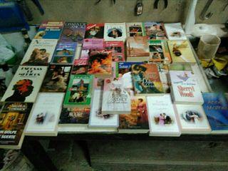lote 30 libros novelas romántica y erotica