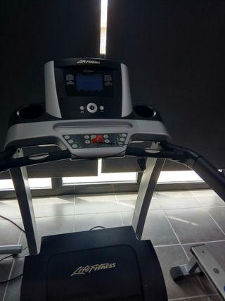cinta correr life fitness f3 go profesional
