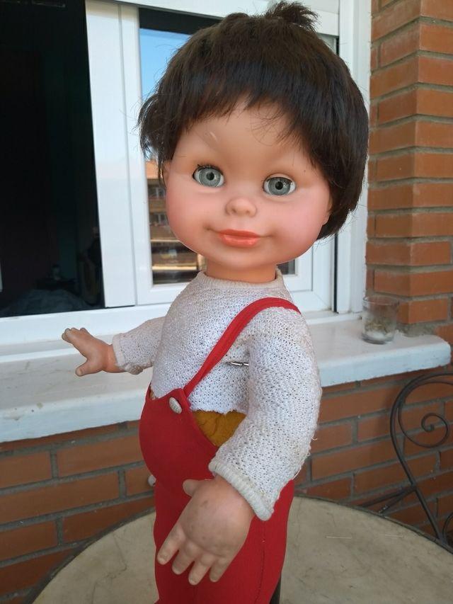 Muñeco Pecas Toyse. Época Nancy