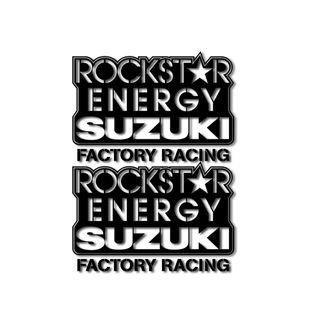 PEGATINAS SUZUKI ENERGY ROCKSTAR RV280