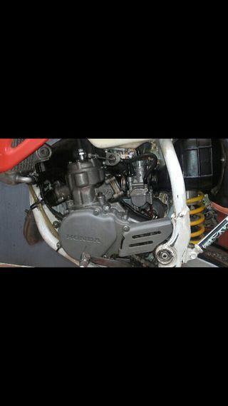 moto cross 82cc 2t Honda