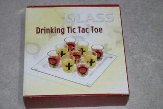 juego mesa chupitos 3 en ralla alcohol