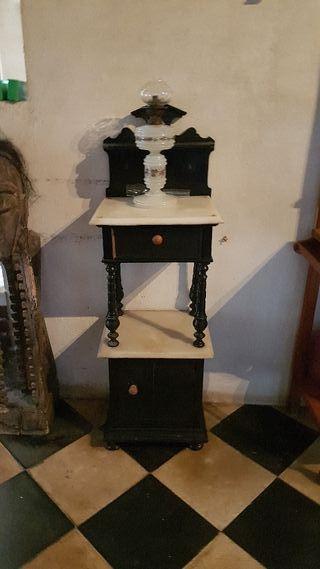 muebles auxiliares de artículos de decoración