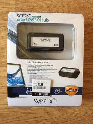 SVEON SCT030 Hub USB 3.0