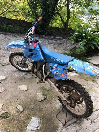 Moto cros 250