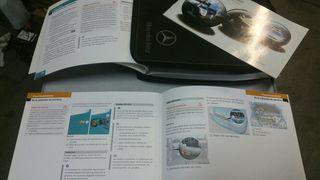 Libros de instrucciones M er cedes clase A