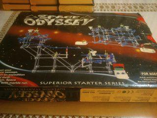 JUEGO DE CONSTRUCCION SPACE ODYSSEY