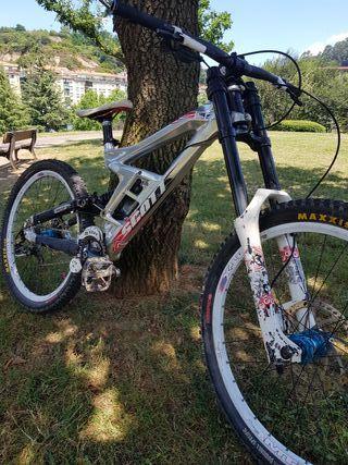 Bicicleta scott gambler