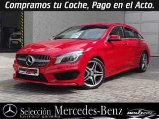 Mercedes-Benz Clase CLA 200d AMG LINE SHOOTING BRA