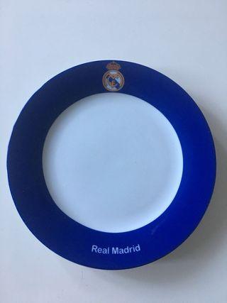 Vajilla del Real Madrid
