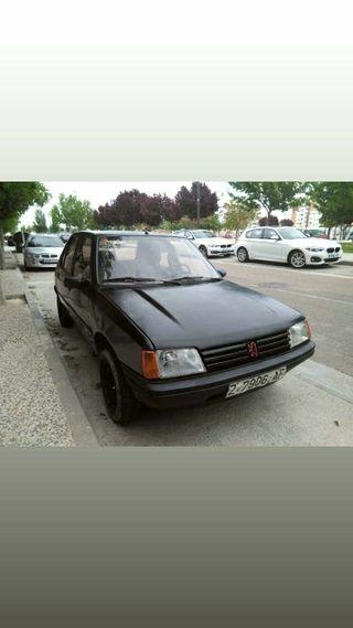 Peugeot 205GR 1.3cc 65cv 1989 gasolina
