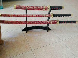 espadas decoracion
