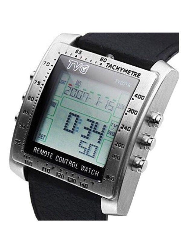 aacd00d14b4f Reloj mando a distancia de segunda mano por 15 € en Jaca en WALLAPOP
