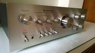 Kenwood KA-7100 Amplificador Vintage