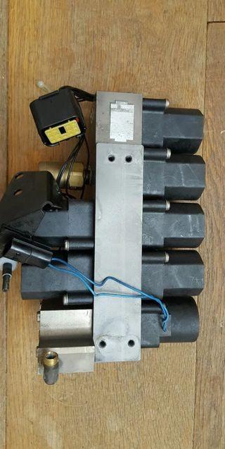 Caja valvulas range rover p38