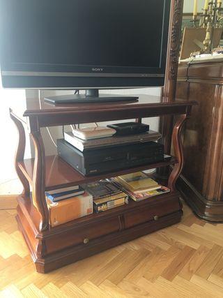 Mueble clásico auxiliar tv