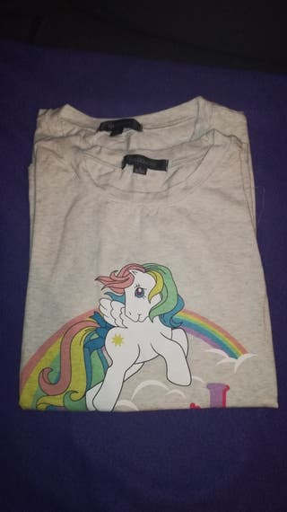 camiseta pony