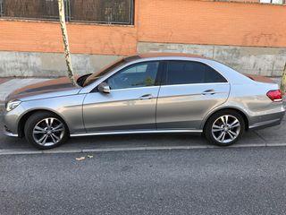 Mercedes-Benz Clase E 2014 220 CDI