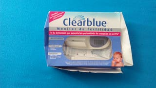 MONITOR DE FERTILIDAD CLEAR BLUE +REGALO