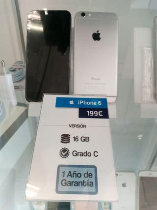 Iphone 6 seminuevo